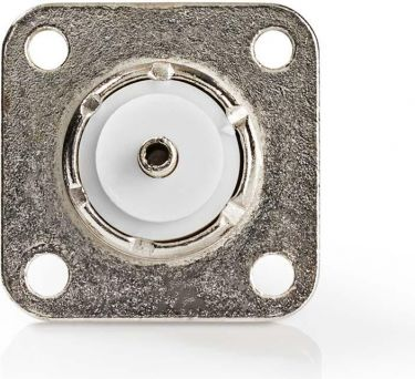 Nedis PL259 Chassis Mount | PL259 Female | 25 pieces | Metal, CSVC43912ME