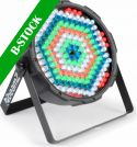 "FlatPAR 186x 10mm RGBW LEDs DMX ""B-STOCK"""