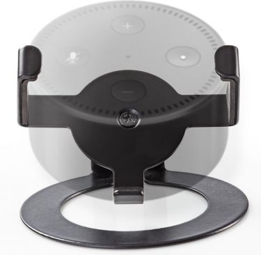 Nedis Speaker Desk Stand   Amazon Echo Dot   Portable   Max 1 kg, SPMT3350BK
