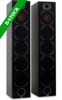 "SHFT57B Tower speakerset 4x 6.5"" black ""B-STOCK"""