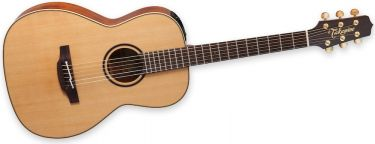 Takamine CP3NYK, Sophisticated New Yorker-model with a premium soli
