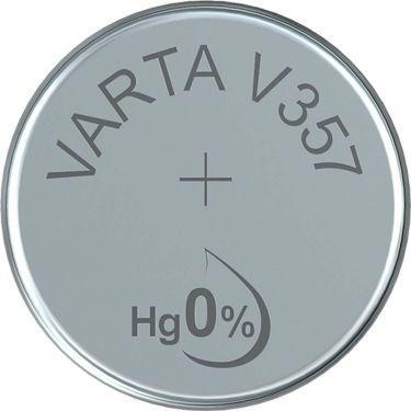 Varta Silver-Oxide Battery SR44 1.55 V 155 mAh 1-Pack, 357.101.111