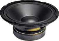 "Hi-Fi basenhed med polymembran / 8"" bas 125W rms 8 ohm"
