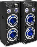"KA-210 Active Speaker Set 2x 10"" USB/RGB LED 1600W"