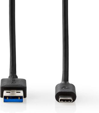Nedis USB 3.1-kabel (Gen2) | USB-C™-hanstik - A-hanstik | 1,0 m | Sort, CCGW61650BK10
