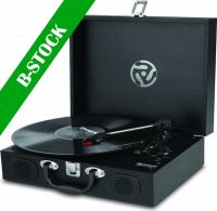 "Numark PT01 Touring, Classically-styled Suitcase Turntable ""B-STOCK"""