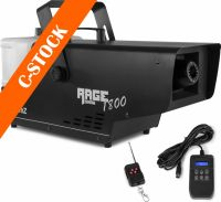 "Rage 1800 Snow Machine with Wireless and Timer Controller ""C-STOCK"""