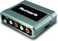 Numark StereoiO, Analog-to-Digital DJ Interface