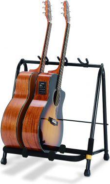 Hercules Stands Hercules GS523B, Til 3 guitarer