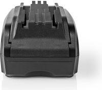 Nedis Oplader til elværktøj | Batterioutput 10,8 - 18 V DC | Festool og Protool, PTCM001FBK