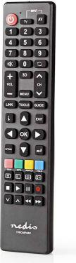 Nedis Fjernbetjening til udskiftning | Panasonic TV | Klar til brug, TVRC40PABK