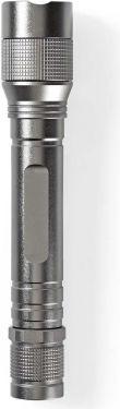 Nedis LED Torch | 3 W | 150 lm | IPX5 | Grey, LTRH3WGY