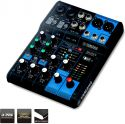 Professionel Lyd, Yamaha MG06X Mixer