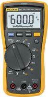 Fluke, Fluke Multimeter, digitalt FLUKE 117 TRMS AC 6 000 Sifre 600 VAC 600 VDC 10 ADC, FLUKE 117