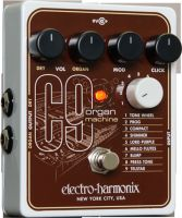 Electro Harmonix C9 Organ Machine, Til guitar