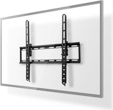 """Nedis Tiltable TV Wall Mount   23 - 55""""   Max. 35 kg   20° Tilt Angle, TVWM1131BK"""