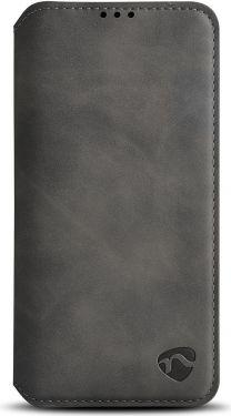Nedis Soft Wallet Book for Apple iPhone 11 Pro   Black, SSW20007BK