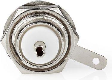 Nedis PL259 Chassis Mount | PL259 Female | 25 pieces | Metal, CSVC43910ME
