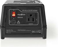 Nedis Power Converter | 230 V AC - 110V AC | 300 W | Earthed USA Output, POCO102