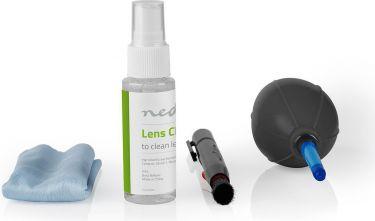 Nedis Lens Cleaning Kit | Camera | Binocular | Scopes | 35 ml, CLLK10BK