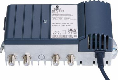 Triax Amplifier 30 dB 47-1006 MHz 1 Output, 323142