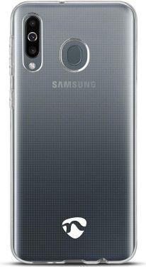Nedis Jelly Case for Samsung Galaxy M30   Transparent, SJC10031TP