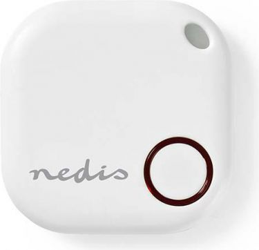 Nedis Tracker / Locator / Finder | Bluetooth | Works up to 50M, TRCKBT10WT