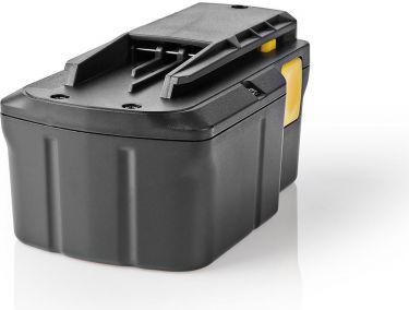 Nedis Batteri Til Elværktøj | Ni-MH | 15,6 V | 3,3 Ah | 51,48 Wh | Reserve til Festool, P3AH3FE15V60