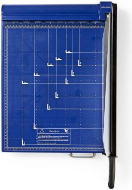 Nedis Papirskæremaskine | A3-størrelse | Metalkniv, PACU110A3
