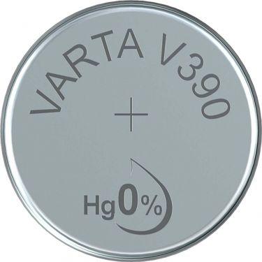 Varta Silver-Oxide Battery SR54 1.55 V 80 mAh 1-Pack, 390.101.401