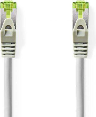 Nedis Kat. 7 PiMF-netværkskabel | RJ45-hanstik | RJ45-hanstik | 15 m | Grå, CCGP85420GY150