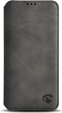 Nedis Blødt lommebogsetui til Samsung Galaxy M30 | Sort, SSW10025BK