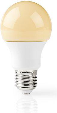 Nedis LED-pære E27   A60   5,3 W   396 lm   Flamme, LEDBE27A60FL