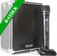 "ST040 Port.Amp.40W BT/USB/SD/VHF ""B-STOCK"""