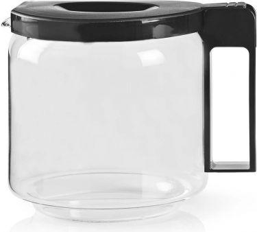 Nedis Glass Jug | for Moccamaster CD/GCS/KBG/Excellent 10SN | 1.25 L, KACM003CP