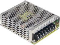 "<span class=""c10"">MeanWell -</span> Strømforsyning 5VDC / 10A / 50W, til indbygning"