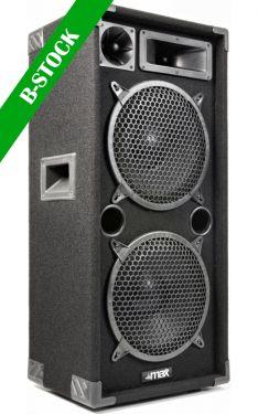 """MAX210 Speaker 2x10""""-1000W """"B-STOCK"""""""