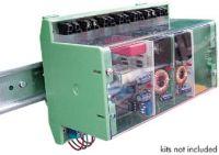 B8006 DIN-skinne kabinet til bl.a. K8006