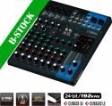 "Music Mixers, Yamaha MG10XU MIXING CONSOLE (MG10XU E YEM) ""B-STOCK"""