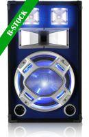 "Disco Speakerbox 12"" LED 600W Blue ""B-STOCK"""