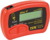 PEAK Prof. LAN netværks-kabeltester & anylse instrument