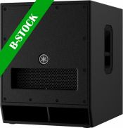 "Yamaha DXS15MKII POWERED SPEAKER SYSTEM (DXS15MKII E) ""B-STOCK"""