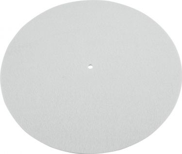 Omnitronic Slipmat, anti-static, neutral white