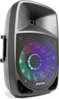 FT1200A Active speaker 12' MP3/BT/LED