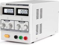"""<span class=""""c9"""">Velleman -</span> Laboratorie strømforsyning 0-30V / 0-3A m. sikkerhedsbøsn."""