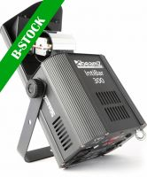 "IntiBar300 Barrel 30W LED DMX with Gobos ""B-STOCK"""