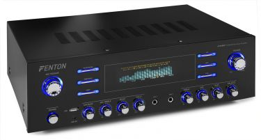 AV340BT 5-Channel HQ Surround amplifier