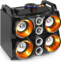 Ghettoblaster / Soundbox, MDJ200 Party Station 150W with battery and BT