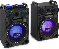 "VS10 Active Speaker Set 10"" BT, LED 800W"