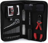 Ernie Ball EB-4114 Tool Kit, A all-in-one instrument care system
